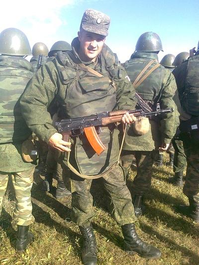 Рустэм Маннанов, 10 апреля , Уфа, id90668327