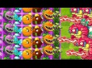 Plants vs Zombies 2 Every Premium Plant Max Level Power Up Holly Barrier
