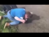 Catfight between two traveller women in Ireland caught on camera   Daily Mail Online