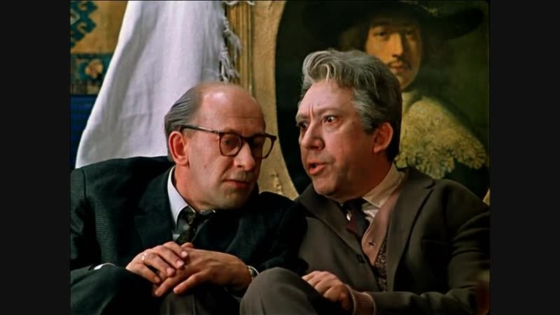 СТАРИКИ-РАЗБОЙНИКИ (1971) - комедия. Эльдар Рязанов 1080p
