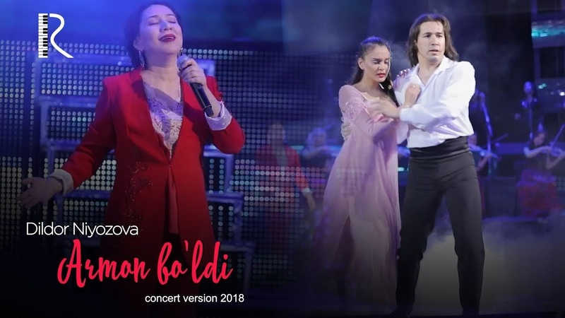 Dildora Niyozova Armon bo'ldi Дилдора Ниёзова Армон булди concert version 2018