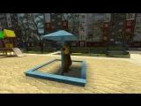 тест гаррис мод (анимация)