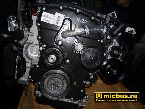 Двигатель Форд Транзит в сборе