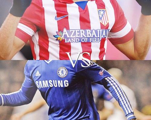 AtleticoMadrid.Ru vs Chelsea-Fc.Ru: Диалог с соперником