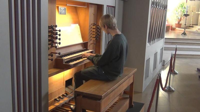 Präludium und Fuge in C-Dur (J.S. Bach) BWV 553
