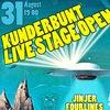 31/08/13 KUNDERBUNT LIVE STAGE OPEN!!