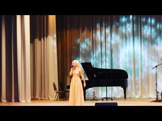 «Ау» (начало) А. Чиликина // концерт A'llaBreve duet