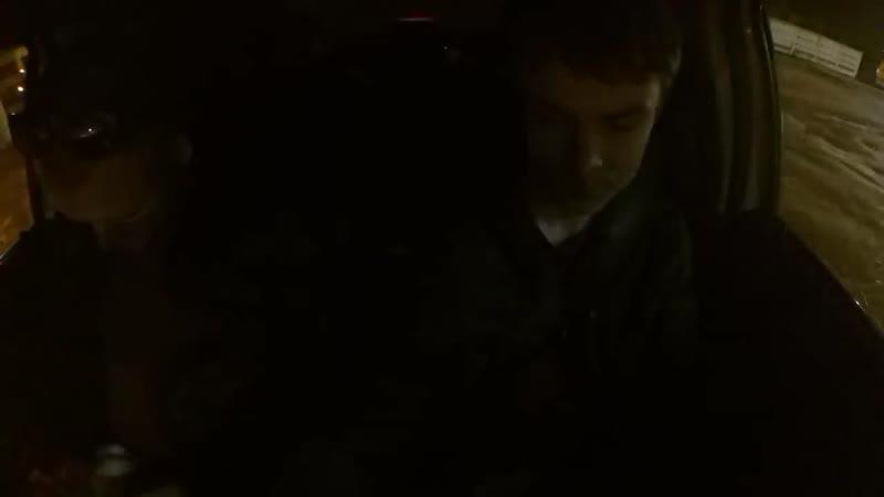 Противный таксист VS Пассажир с Rolexами и желанием AUXа с сигаретой