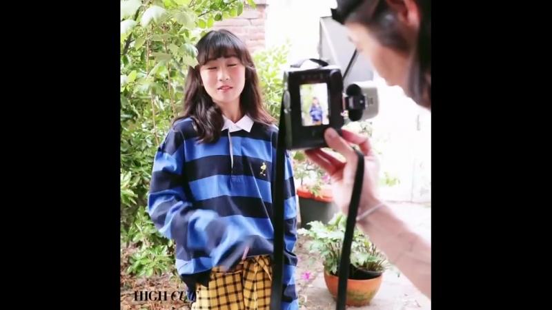 [VIDEO] 180614 Suho @ HighCut Magazine Instagram Update