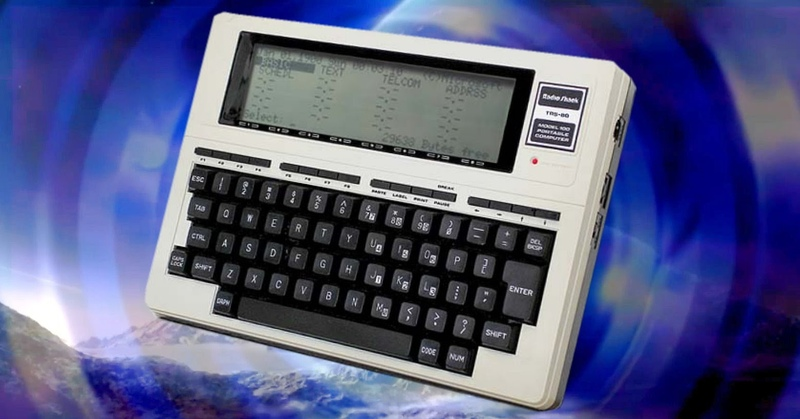Tandy TRS-80 Model 100: Review Demonstration :o)