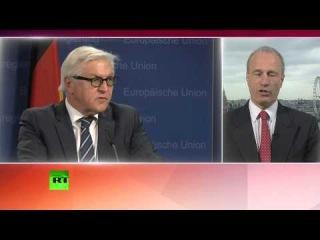 Экс-офицер ВС Британии: Ситуация в Крыму -- это свершившийся факт