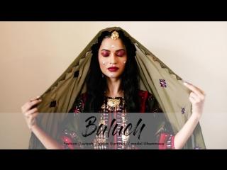 Afghan bridal looks