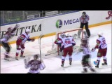 Моменты сезона КХЛ 2012-2013/The moments of KHL season 2013-2013