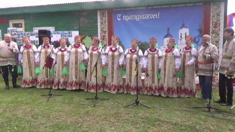 Хор Березка с Кутуково Суздальский район -Деревня четыре двора