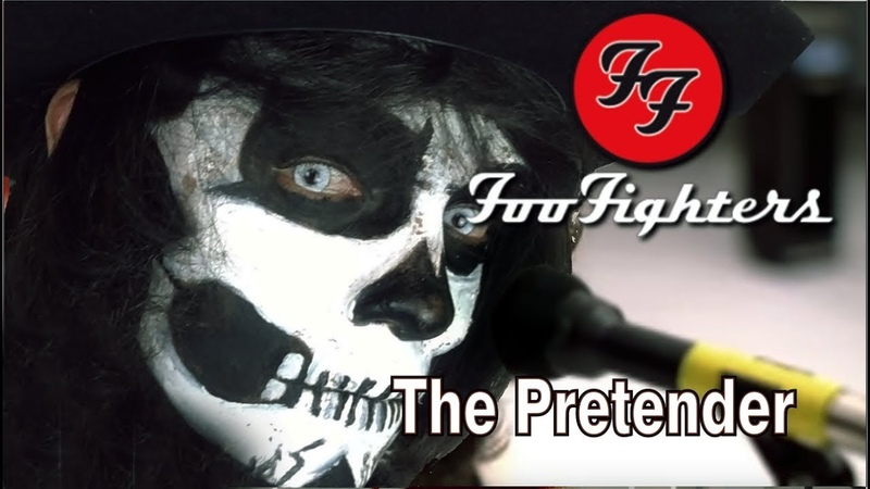 Foo Fighters - The Pretender (Guitar Cover by Masuka W/Tab)
