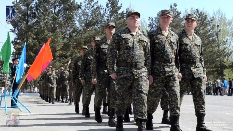 День защитника отечества. Посещение воинской части № 6697