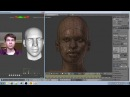 Faceshift and MakeHuman in Blender