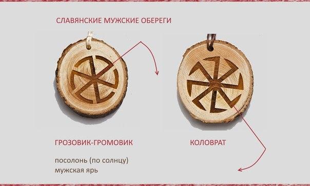 Славянские обереги своими руками и их значения