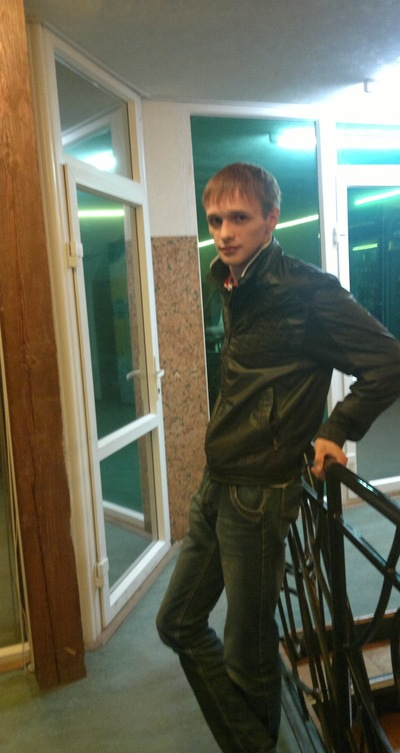 Костя Уткин, 23 ноября 1991, Чернушка, id117278020