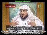 Эксперт по делам семьи Гази аль Шимари о браках с несовершеннолетними в Саудовской Аравии_