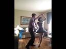 Swing Dancing to Caravan Palace