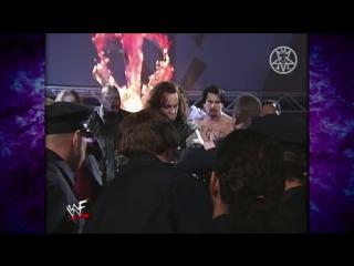 Undertaker Attempts to Sacrifice Big Boss Man Raw 03.08.1999