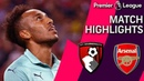 Bournemouth v. Arsenal I PREMIER LEAGUE MATCH HIGHLIGHTS I 11/25/18 I NBC Sports