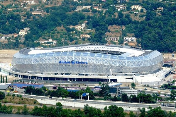 Ницца, болельщики, Евро-2016, стадионы