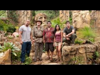 Видео к фильму «Путешествие 2: Таинственный остров» (2012): Трейлер (дублированный)