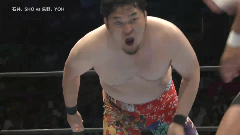 Томохиро Ишии и Шо vs. Тору Яно и Йо