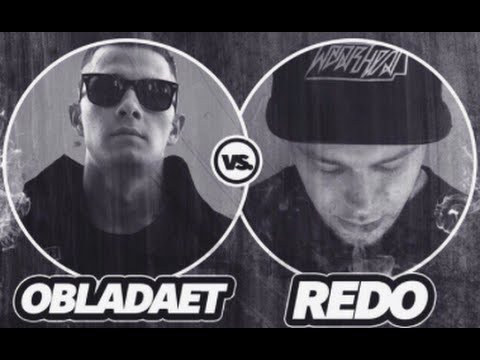 LVL UP Grime Clash (Russian) - Redo VS Obladaet