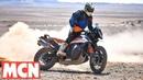 KTM 790 Adventure Adventure R ridden MCN