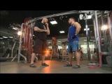 Сергей Бадюк и Иван Косов - Тренировка с резиной для MMA