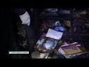 В Бийске при пожаре заживо сгорел мужчина Будни 19 10 18г Бийское телевидение