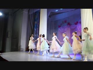 Детский танец, Балет