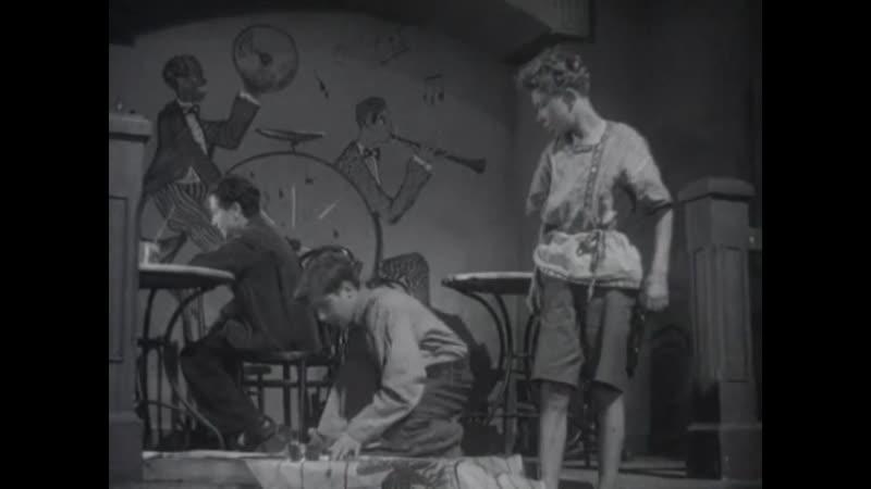 Кортик 1954 детский приключения реж Владимир Венгеров Михаил Швейцер