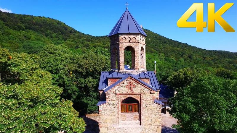 Martkopi monastery, Deity church მარტყოფის ღვთაების მონასტერი Монастырь Марткопи