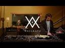Vinyl Speed Adjust x Wallmapu Live at Camaron Brujo Musica. Buenos Aires, Argentina 27.07.18