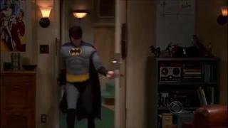 Говард говорит I'm Batman (Я Бэтмен) (The Big Bang Theory) · #coub, #коуб