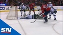 Alex Ovechkin's Great Pass Leads To Evgeny Kuznetsov's Patient Finish
