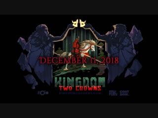 Kingdom Two Crowns - Shogun Teaser Trailer