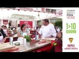 Фестиваль Пиццы в Неаполе 1-10 июня 2018 #VisitItaly