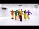BTS - Go Go   Dance Practice (Halloween Ver.)