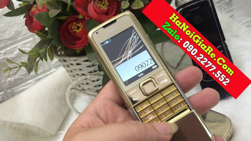 Địa Chỉ Chuyên Bán Nokia 8800 Arte Gold Giá Rẻ Main C Tại Giảng Võ Chỉ 2,5tr
