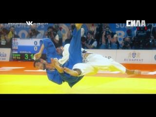 2018 Judo Grand Prix Budapest Promo
