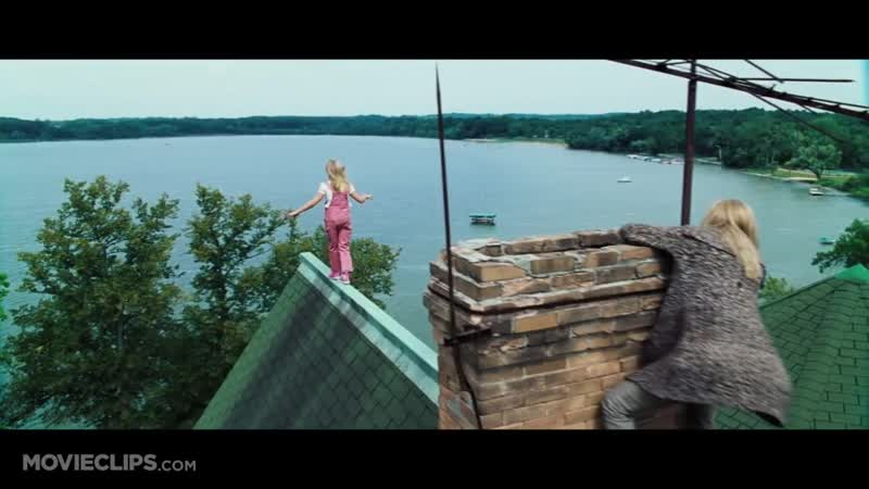 The Amityville Horror 8 12 Movie CLIP Chelseas on the Roof 2005 HD