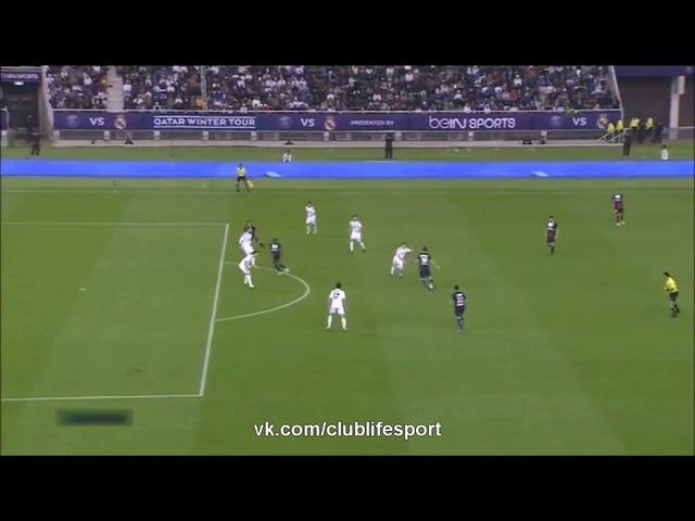 ПСЖ 0-1 Реал Мадрид HD