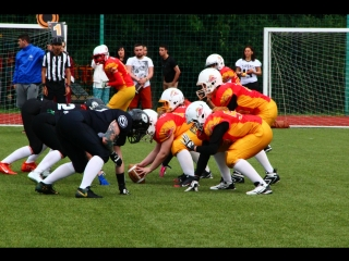 Moscow Cherries(40) vs Moscow Sirens(22) highlights WLAF