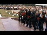 Владимир Путин участвует в торжествах по случаю 70-летия Прохоровского сражения - Первый канал
