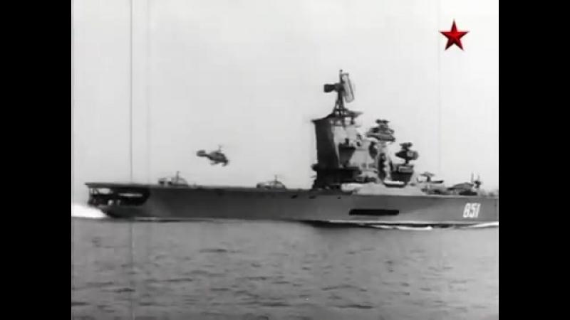 (Сделано в СССР).Корабельный противолодочный вертолет Ка-25.(2012)
